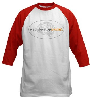 Web Developmental Shirt