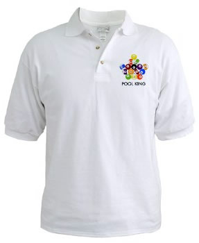 Pool King Crown Rack Shirt