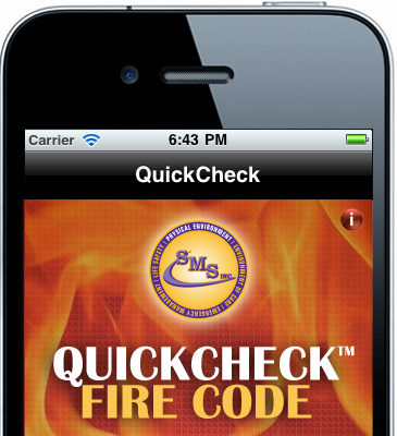 QuickCheck App Design